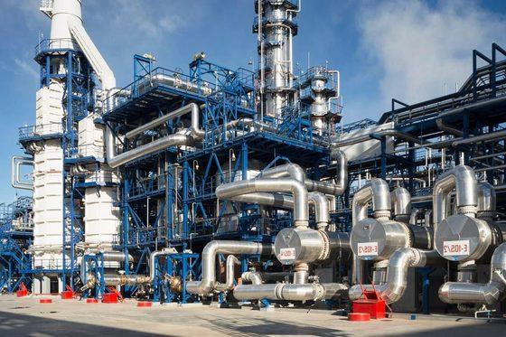 Системы газоснабжения (газораспределения)